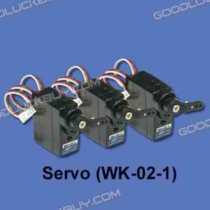 Walkera V120D05 Parts HM-V120D05-Z-22 Servo (Wk-02-1)