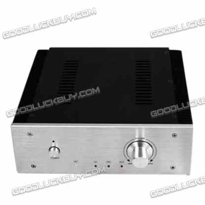 WA17 DAC Amplifier Aluminum Box Shell Case 260*270*90mm