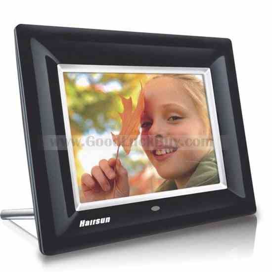 """8"""" inch LCD Screen Digital Photo Frame Picture Video Music Player 516"""