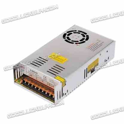 400W 60V 6.7A Single Output Switching power supply AC to DC SMPS