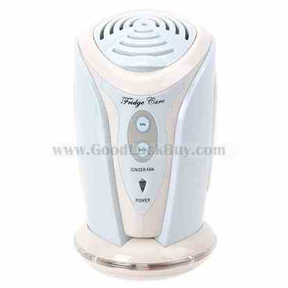 USB Portable Air Ionizer Purifier Fan with Aroma Diffuser