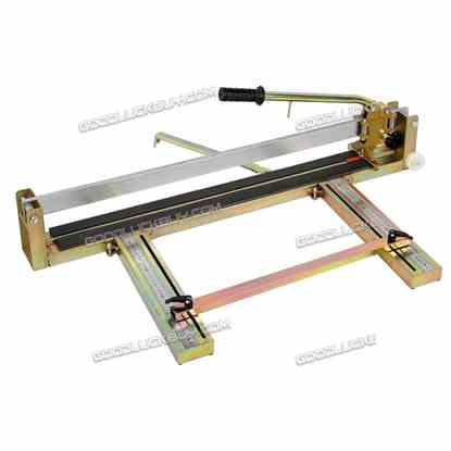T02-800 Heavy Duty Laser Manual Tile Cutter Steel Constructed Tile Cutting Machine