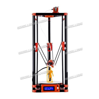 New 18*30CM FLSUN A2 Delta 3D Printer Kit + Auto Leveling