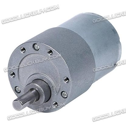 3-12V DC Gear Motor JGB37-3530 Motor High Torque for RC Robot