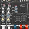 2000W 8 Channel Professional Powered Mixer Power Mixing Amplifier Amp PMX802D-USB