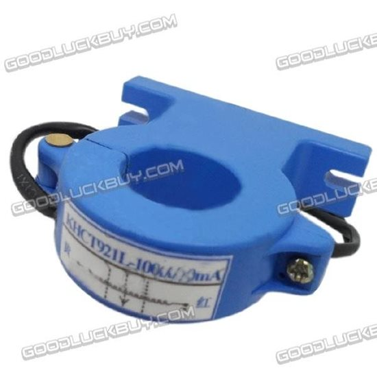 100A/40mA KHCT921L AC Current Detection 100A Current Sensor Module