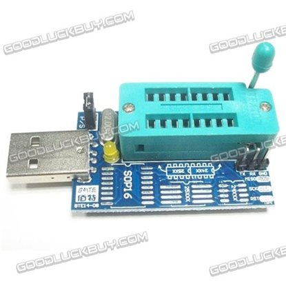 CH341A USB Multifunction Programmer for 24/25 Series Flash Program