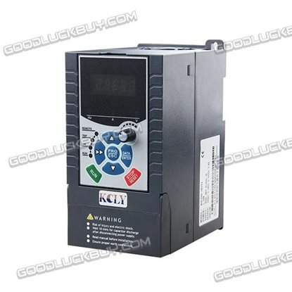 1.5KW 2HP 7A 220VAC Single Phase Frequency Drive Inverter Converter VFD