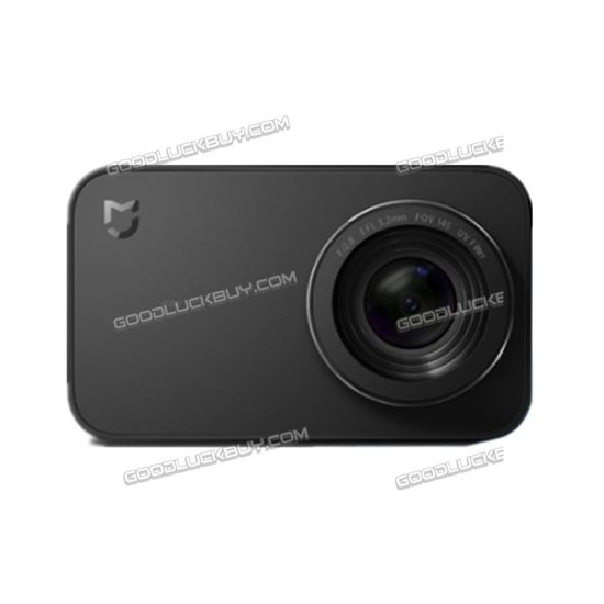 Mijia Portable Mini Camera 4K 30fps 2.4inch 145 degree w/ Wifi Bluetooth for Travel Photography