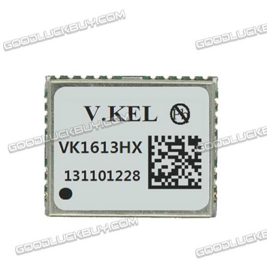 VK1613HX 24CH GPS Tracking Chip Module for GPS Vehicle Positioning Navigation