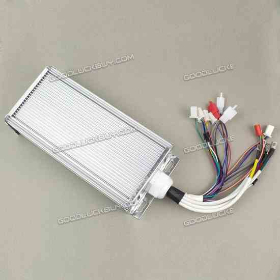 3000W Electric Bicycle Scooter Brushless DC Motor Speed Controller 48/60/64V