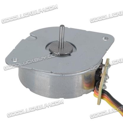 NMB 5V Two-phase 4-wire 35 Stepper Motor 7.5 Degree