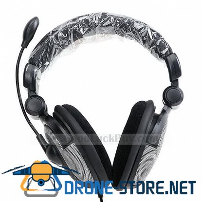 5.1 Surround Sound Headphone Headset w/Microphone Mic f Game E-96