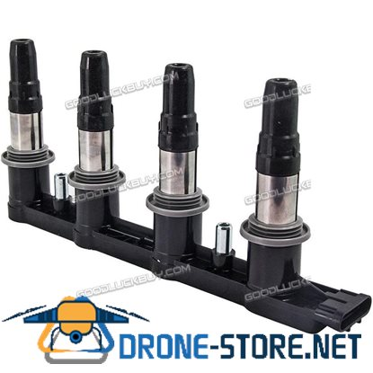IGNITION COIL PACK for HOLDEN CRUZE CHEVROLET AVEO SONIC TRAX PONTIAC 55576160