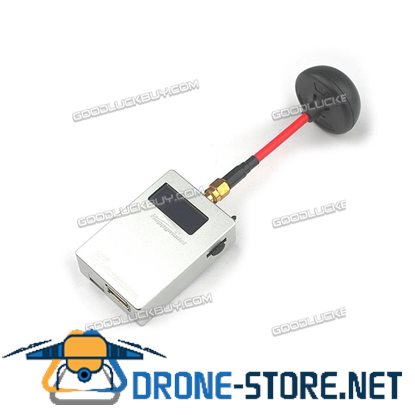 VMR48 48CH 5.8G FPV AV Receiver for DIY Racing Drone Universal for Android IOS