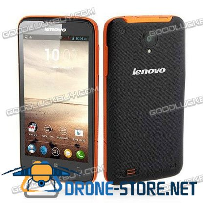 Android 4.2 GSM WCDMA 3G MTK6589 1.2GHz FM WIFI GPS Cell Phone Lenovo S750