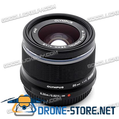 Olympus M.Zuiko Digital ED 25mm F1.8 CCTV Camera Lens for DJI Inspire Olympus Panasonic