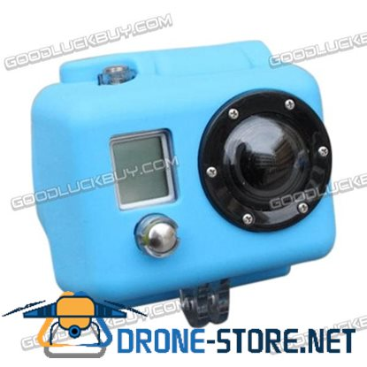 TMC Silicone Case for Gopro HD Hero2 ( Baby blue )