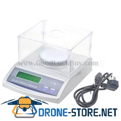 200g 0.001g Precision Digital Balance Scale Accurate LED Display