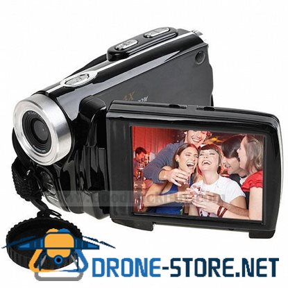 "3.0"" Screen Solar Energy Powered DV Digital Camcorder Camera DV-12S"