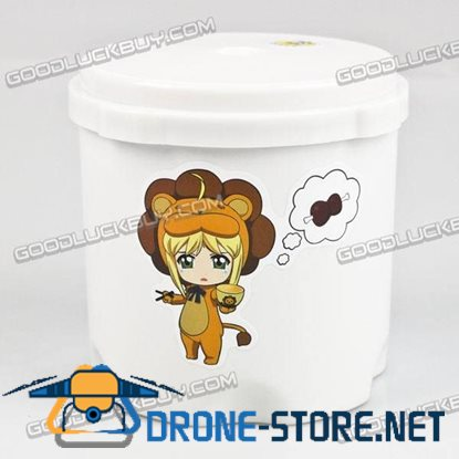 Anime FATE Saber Office Star Mini Electric Cooker Lunch Box