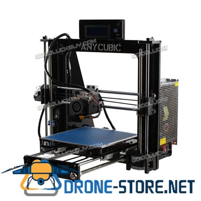 Anycubic High Accuracy i3 3D Desktop Printer Self Assembly DIY Table