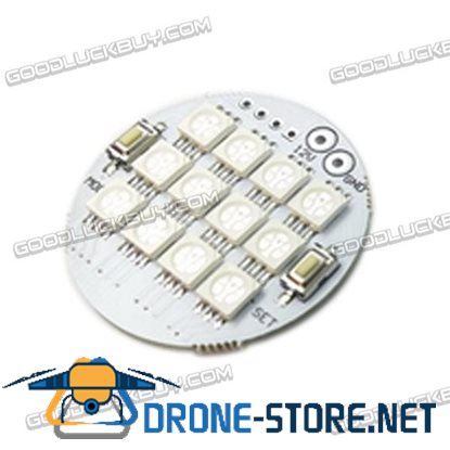 12 LED RGB Lily Pad Circle Board Programmable