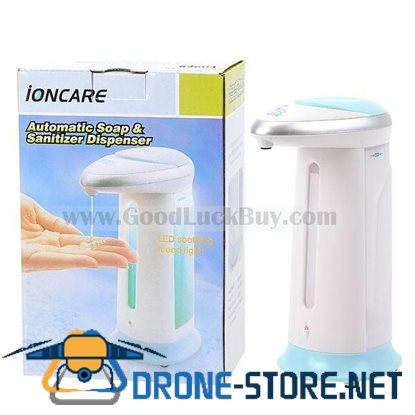 Automatic Handsfree Soap Cream & Sanitizer Dispenser Musical Optional