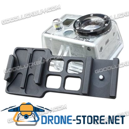 20MM Rail Connection Clamp CNCT6 Aluminium for GOPRO HD HERO 2 3