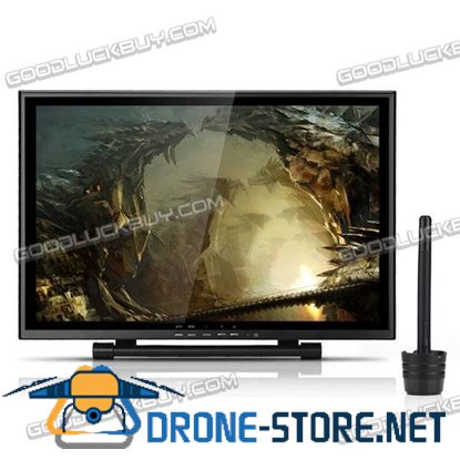 UGEE UG-1910B 19 inch Drawing Graphic Tablet Monitor TFT 2048 Levels 220 RPS