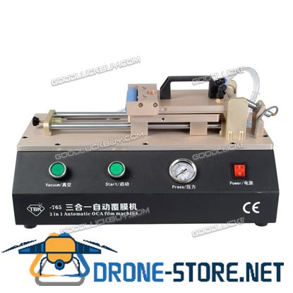 Automatic LCD Touch Screen Film Laminator OCA Laminating Machine For All Phones