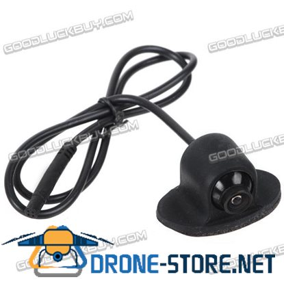 170 Degree Mini Anti fog Glass Car Rear View Reverse Backup Waterproof CMOS Camera