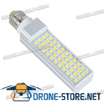 E27 44LED Warm White Light Bulb Spotlight Lamp 220V