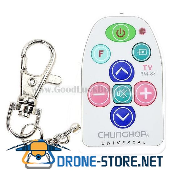 Card Style Universal TV Remote