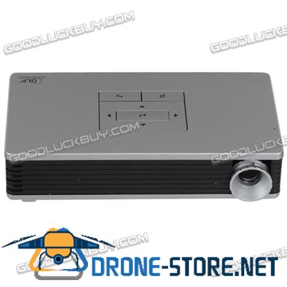 1080P HBP200 Wvga optoelectronics Super Bright Pico LED Projector DLP