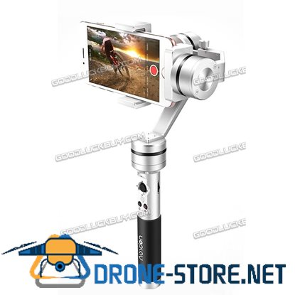 """Aibird Uoplay 2S 3 Axis Gimbal Camera Stabilizer for 3.5""""-5.5"""" Smartphone"""