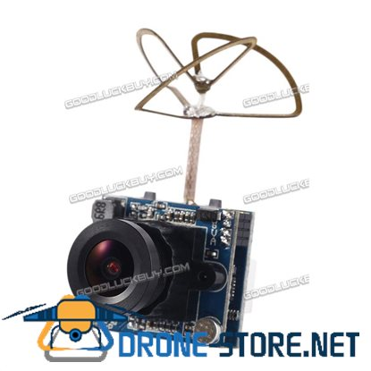 Mini Four-axis 5.8G 40CH 25/200MW Indoor Image Transmission with Camera