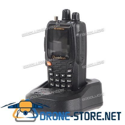 Wouxun KG-UV8D Dual-Band 134-174/400-520MHz Repeater Two-way Radio