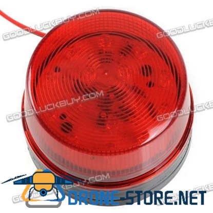 High Intensity LED Warning Lights Strobe LED Light-Red