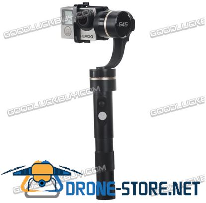 Feiyu FY G4S 3-Axis Handheld Stabilizer Camera Mount for Gopro Hero 3/3+/4 Sports Camera