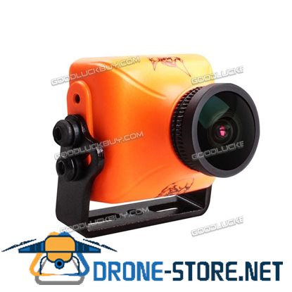 RunCam Eagle 2 PRO 800TVL CMOS 2.1mm /2.5mm 16:9 Switchable Super WDR FPV Camera Low Latency