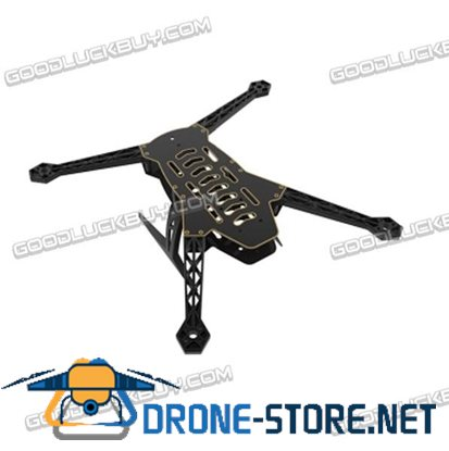 T-Drones Smart.X Type-B 4-Axis Quadcopter Frame with Landing Gear for FPV
