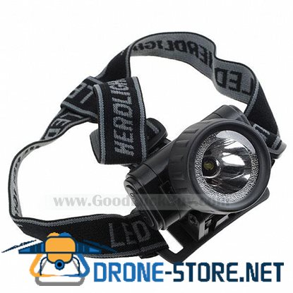 LED Headlamp 1W LED