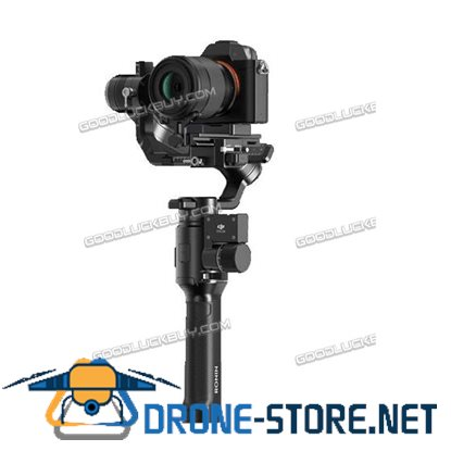 DJI Ronin-S Focus Balanced Handheld 3-axies Gimbal for Camera