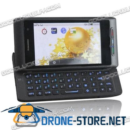 N9 3.2'' GPS12MP Touchscreen Mobile Phone Black