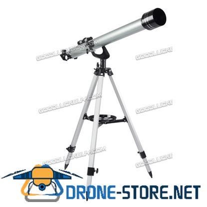 Phoenix F60900 675x High Magnification Astronomical Refractive Telescope White