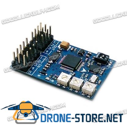 Aeritech NB One Flight Controller 32Bit Processor Built-in 6-Axis Gyro for FPV Fixed-wing