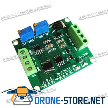 Load Cell Amplifier 4-20ma Load Cell Transmitter Weight Transmitter