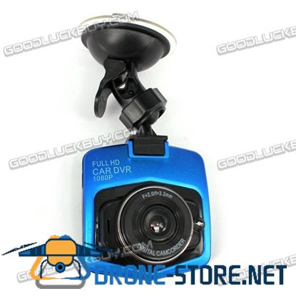 Full HD 1080P Portable Digital Camcorder Car DVR Motion Detection 170° Wide Angle
