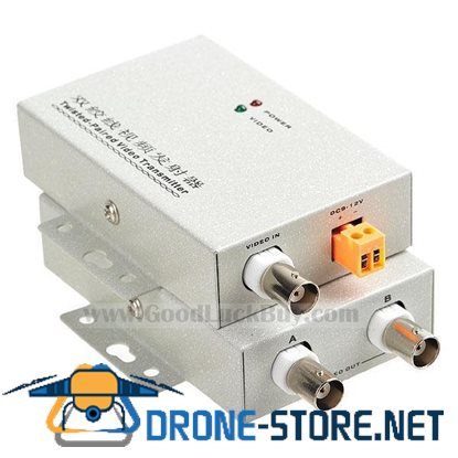 Active Twisted-Pair UTP Video Transceiver (1500M)  for Surveillance Camera